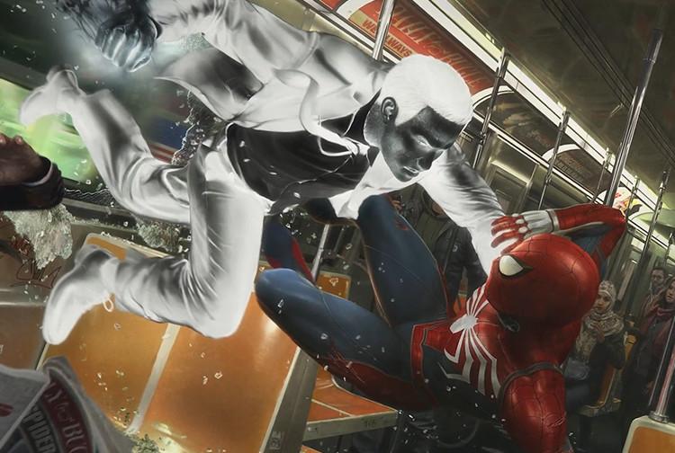 میستر نگاتیو، شخصیت منفی بازی مرد عنکبوتی