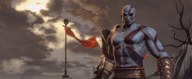 آترئوس در بازی God of War