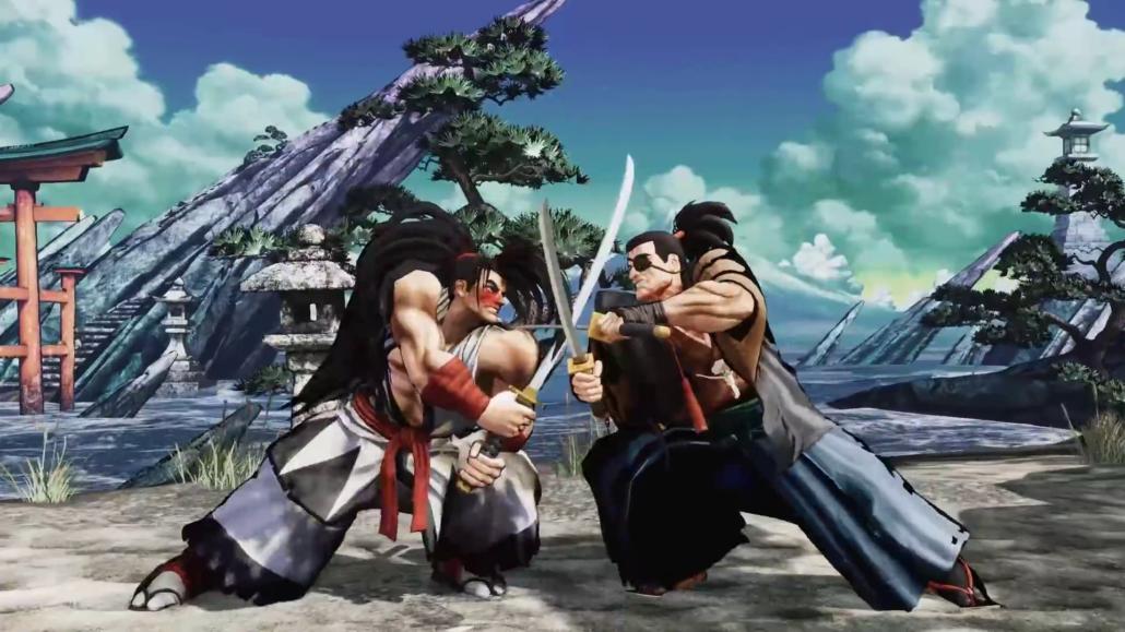 بازی Samurai Shodown