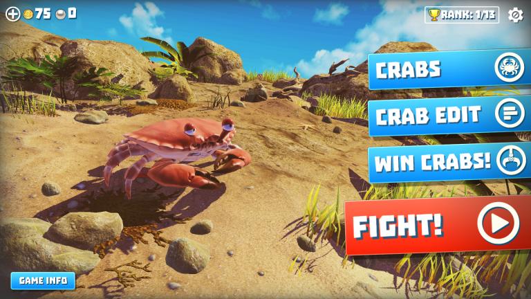 معرفی بازی سلطان خرچنگها King of Crabs