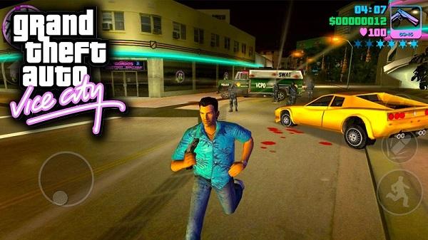 نسخه های قدیمی GTA
