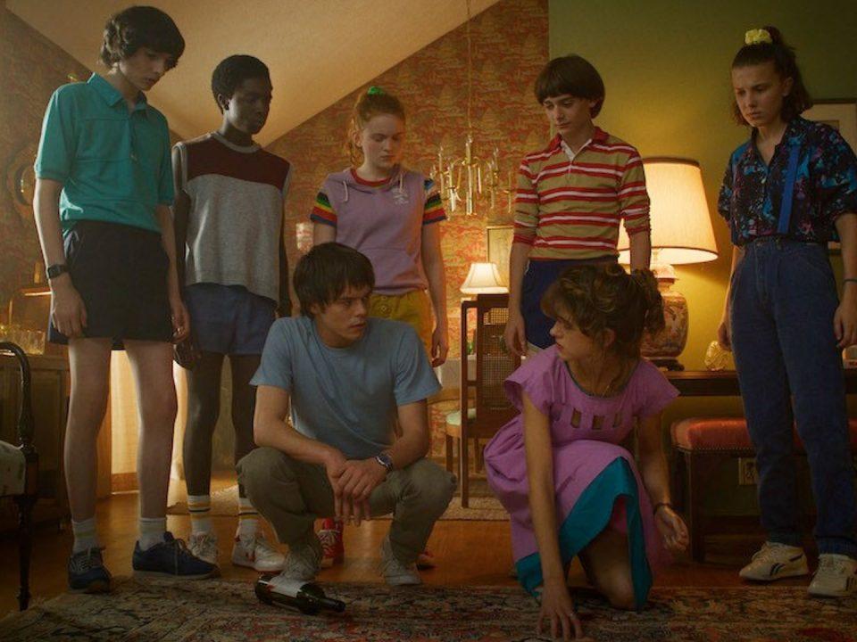 آخرین تریلر سریال Stranger Things 3!