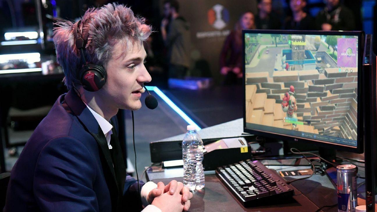حرفهای شدن در بازی فورتنایت Fortnite