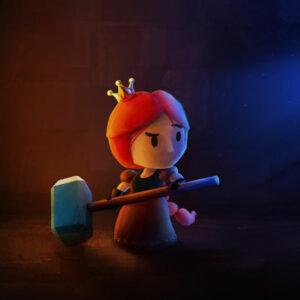 معرفی بازی ماجراجویی در برج Once Upon a Tower
