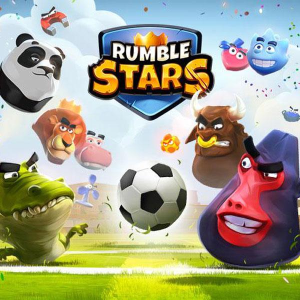 بازی Rumble stars یا همان فوتبال حیوانات