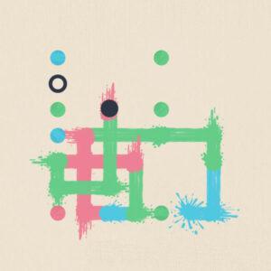 بازی Splashy Dots