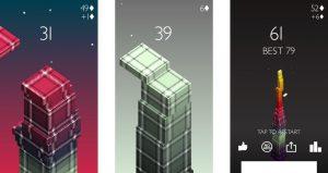 بازی Stack ؛ یک بازی رکوردی دیگر از Ketchapp