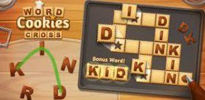 word-cookies-cross بازی حدس کلمات انگلیسی