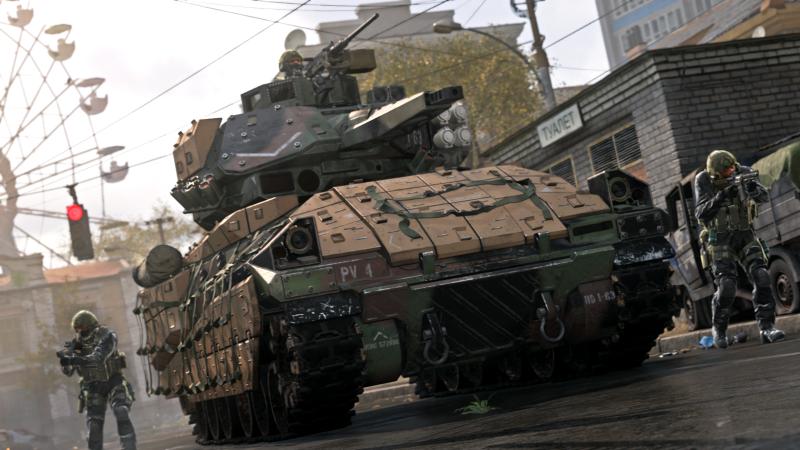 حالت چند نفره Call of Duty Modern Warfare