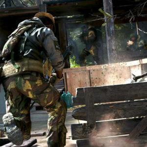 حالت 32v32 Modern Warfare