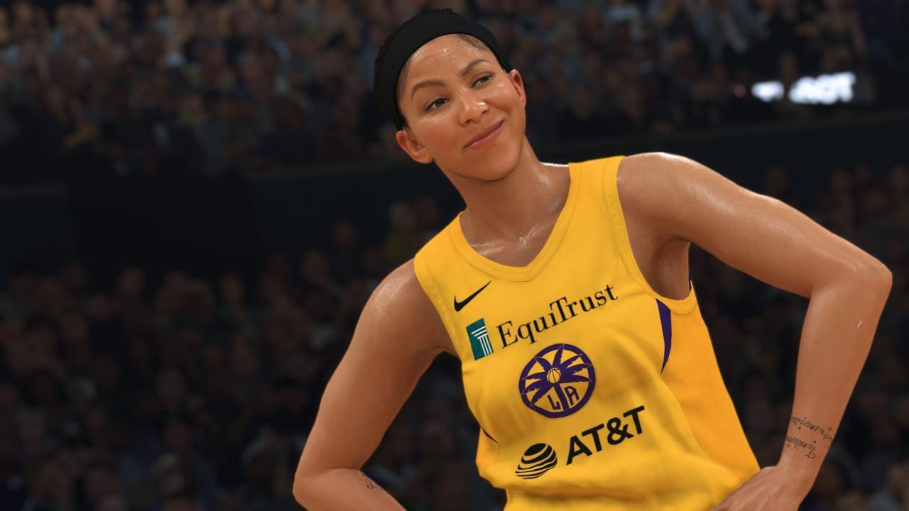 NBA 2K20 -- September 6