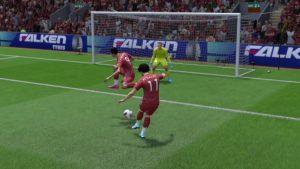 گیم پلی بازی فیفا 20