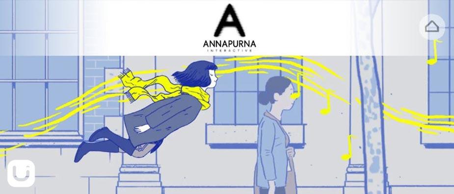 Annapurna Interactive ناشر بازی