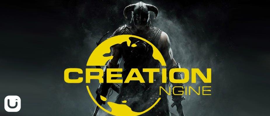 موتور بازی سازی Creation engine