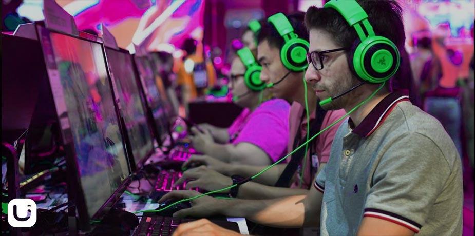 کار در صنعت بازی سازی